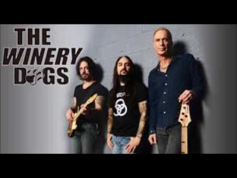 The Winery Dogs - I'm No Angel (With Lyrics)