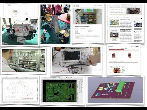 Plauderei am Donnerstag  42: Leiterplattendesign und andere Dinge