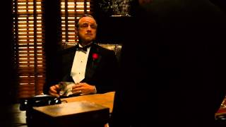 The Godfather - First Scene
