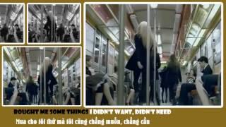 Vietsub + Kara -  Wait a minute- Pussycat Dolls ft Timbaland