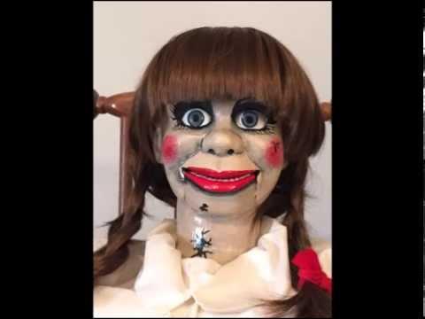 Professional Ventriloquist Figure/Puppet/Dummy Annabelle ...