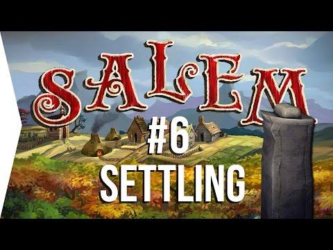 Surviving Salem #6: Settling ► Crafting MMO Game