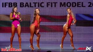 2016 IFBB Baltic Fit Model PART 2
