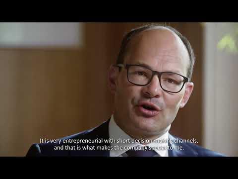 Swiss Life - Career with a future: Markus Leibundgut, CEO Switzerland