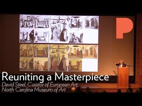 Reuniting a Masterpiece: David Steel on Ghissi's Altarpiece