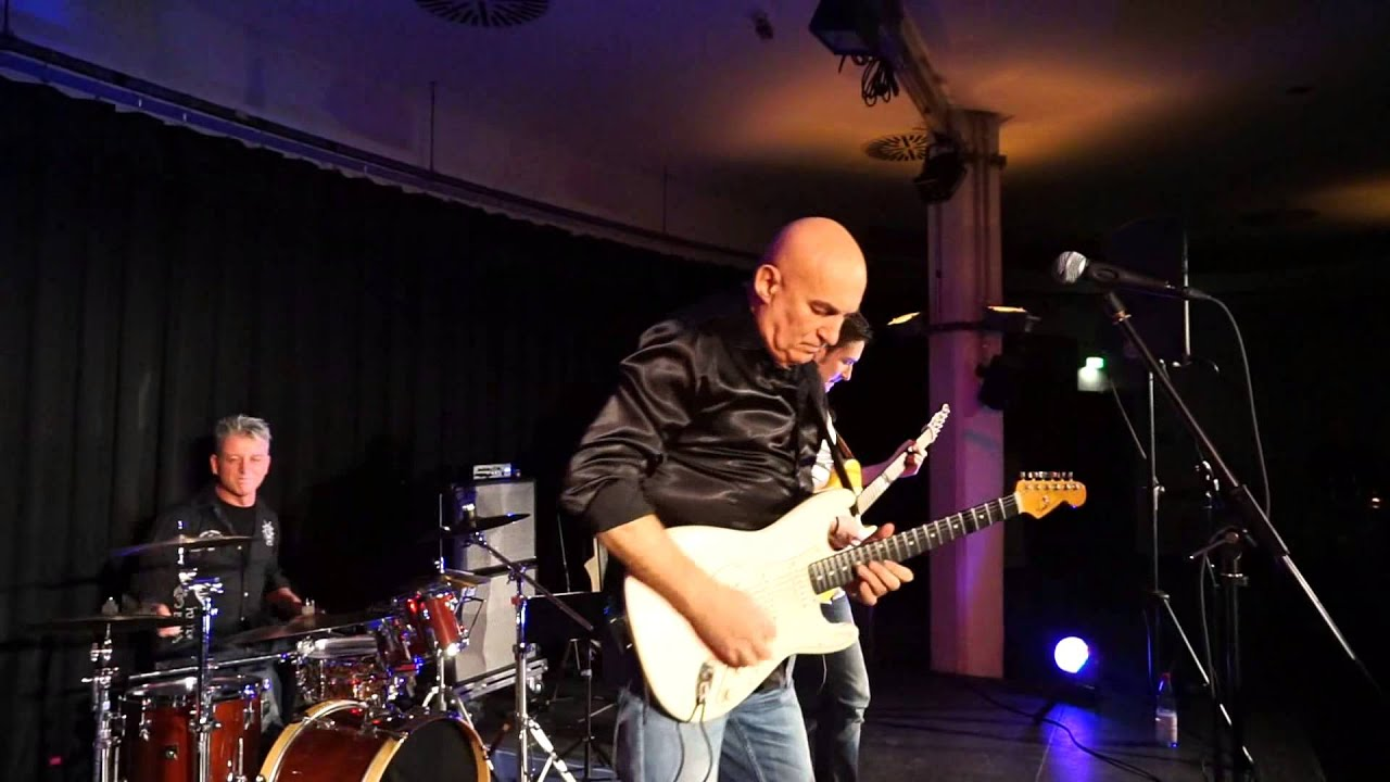 Zed Mitchell Band in Greven