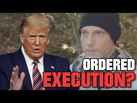 Did Trump Just Admit To Ordering Execution Of Antifa Activist?