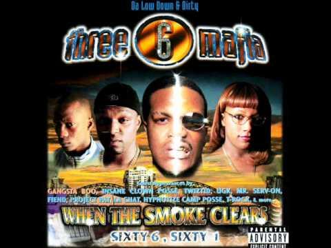 Three 6 Mafia Weak Azz Bitch Instrumental (prod. by Carter Da Harder)