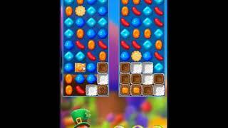 Candy Crush Friends Saga Level 244 - NO BOOSTERS 👩👧👦 | SKILLGAMING ✔️