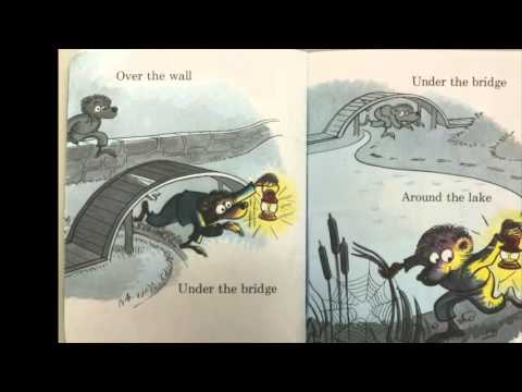 Bears In The Night by Stan and Jan Berenstain - YouTube