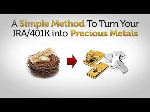 Physical Possession Precious Metals IRA Account
