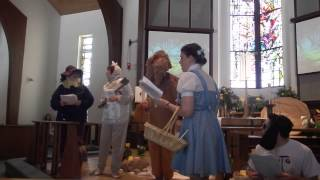 Holy Humor Sunday 2014 - Wizard of Oz (Part 3)