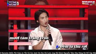 Karaoke Một Người Đi ( Thiếu Giọng Nữ )
