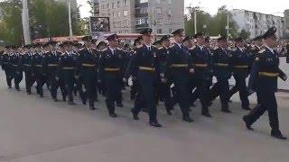 Пенза. Парад в День Победы. 9 мая 2016 года