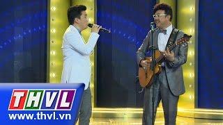 THVL | Ca sĩ giấu mặt - Tập 9: Ca sĩ Lam Trường | Bảy ngày đợi mong - Lam Trường, Chí Tài