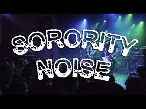 Sorority Noise Full Set at 1904 Music Hall