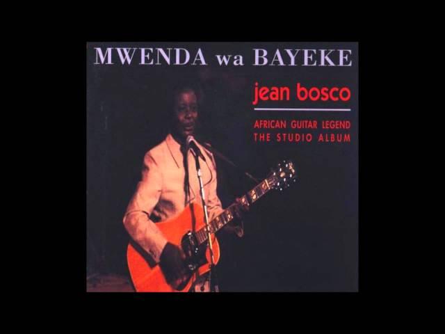 Jean Bosco Mwenda - Masanga