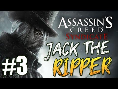Ролик в 360° — Джек Потрошитель! Assassins Creed: Syndicate (4k)