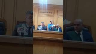 #عاجل لحظة النطق بالحكم على حنين حسام ومودة الأدهم في قضية الاتجار بالبشر (حكم صادم)