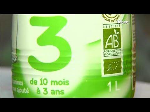 Agriculture : Conversion vers le lait biologique (Finistère)