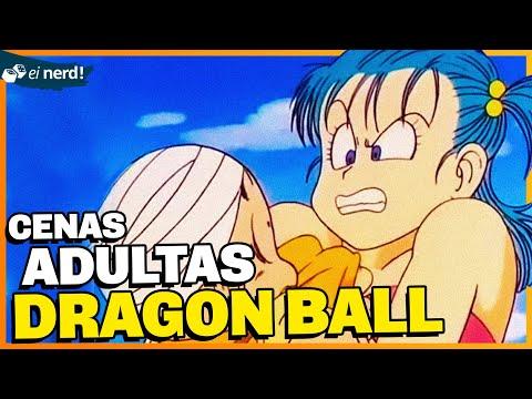 CENAS ADULTAS EM DRAGON BALL | Vlog #17 | Ei Nerd