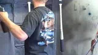 How We Make Baseball Bats By Superior Bat Company. Http://www.promaplebats.com