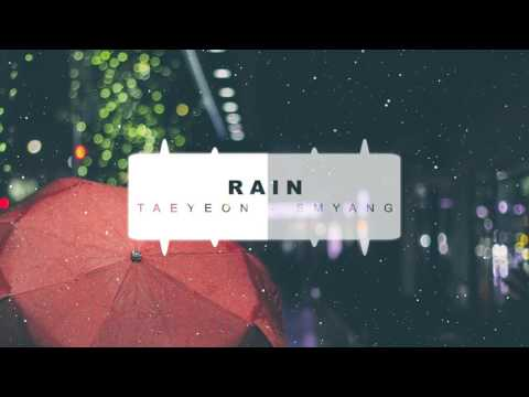 TAEYEON (태연) - Rain - Piano Cover
