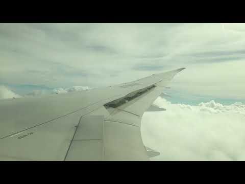 Bogota to London Avianca 0120 flight 2017