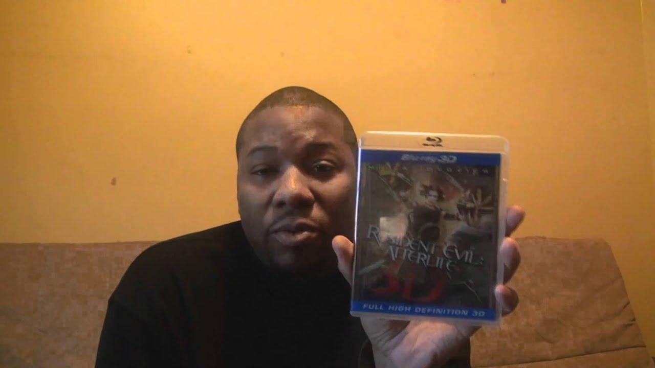 Download Resident Evil Afterlife 3D Blu-ray!!!!
