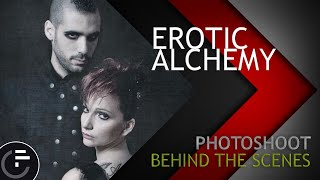 AN EROTIC ALCHEMY - Sessão Fotográfica por Carlos Filipe
