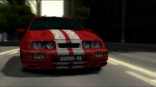 Ford Street Racing (PS2 Gameplay)
