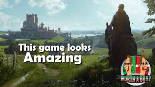This game looks amazing - Manor Lords