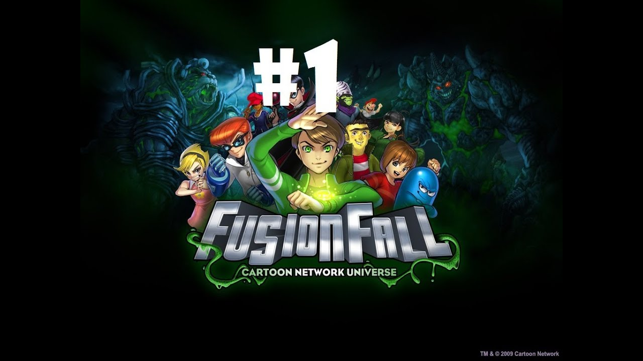 cartoon network fusionfall part