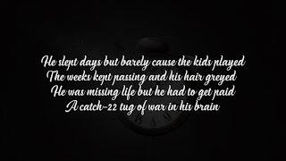 Unkle Adams - Time Is Precious ft. Hannah May (Lyrics Video)
