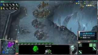 Starcraft 2 (1set 임요환T vs 홍진호Z)