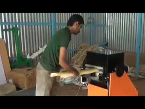 Small scale industry video