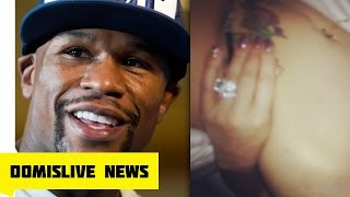 Floyd Mayweather EXPOSED TI & Wife Tiny, Stunts on Kevin Hart also with 100 MILLION Dollar Check