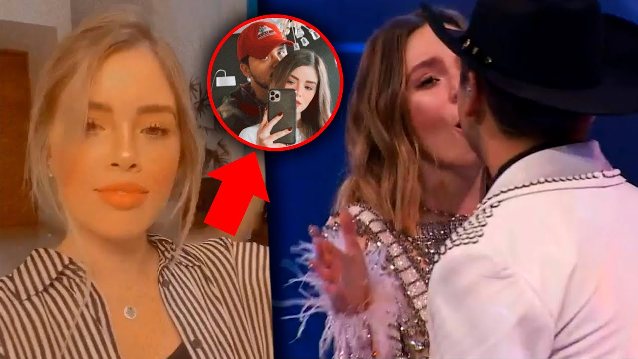 Ex novia De Cristian Nodal Envía Fuerte Mensaje Tras Confirmar Romance Con Belinda.