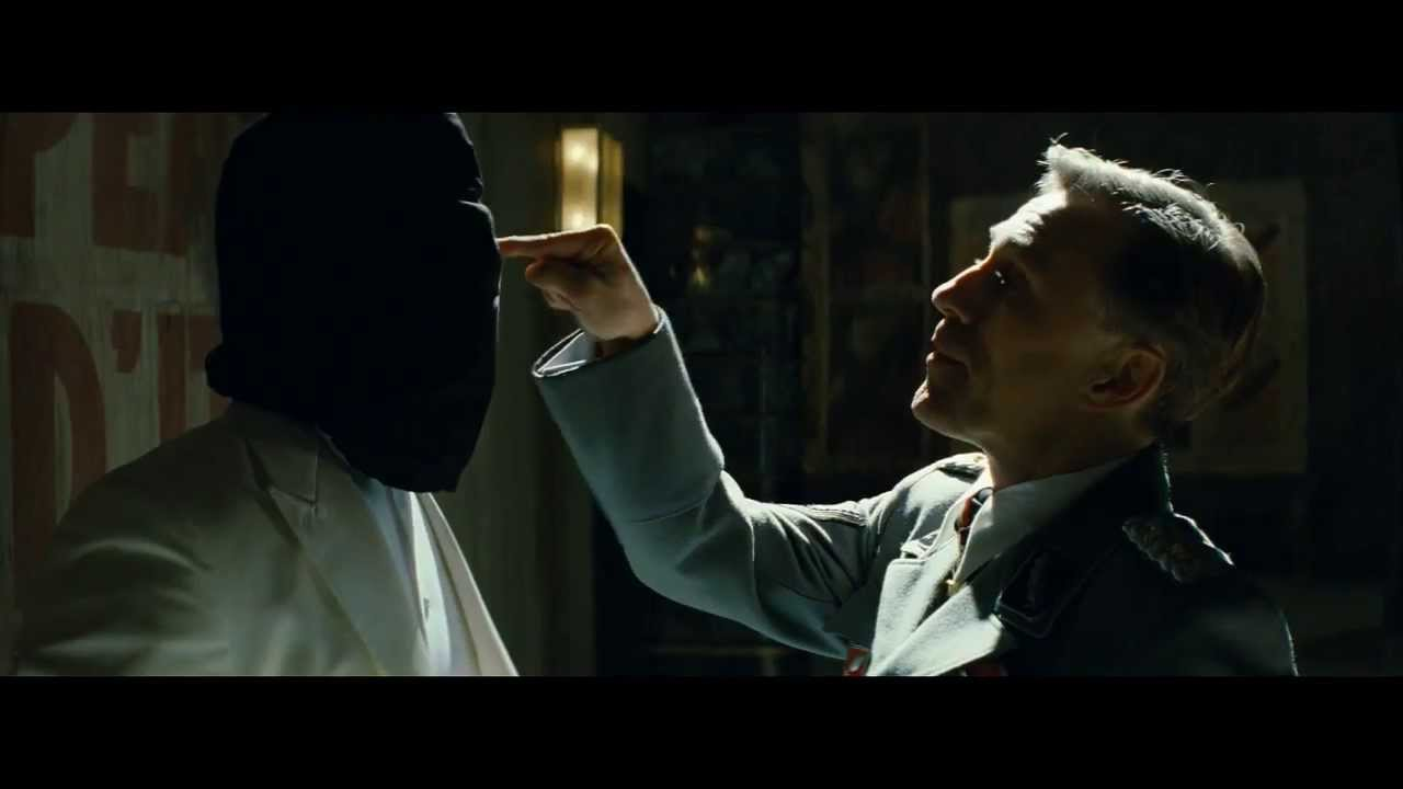 Inglourious Basterds [2009 / Official Trailer #2 / german ...