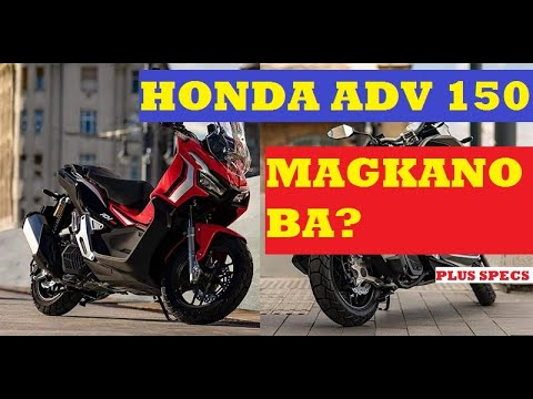HONDA ADV 150 2019 FULL REVIEW | Specs & Price