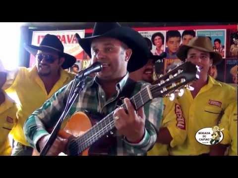 Morada Du Capiau-Rio Negro Canta Ao Vivo Morada Du Capiau / Rio Negro Sings Live
