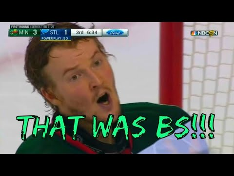NHL Playoff Ejections & Penalties