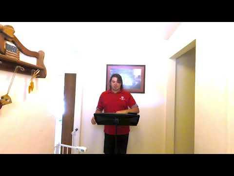 Corey Perron Intro Speech