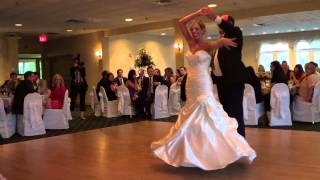 Cinderella by Steven Curtis Chapman (slowed down) Wedding Dance