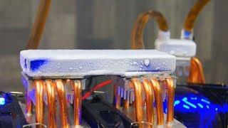 Peltier Soda Cooler Machine - DIY Drink Dispenser