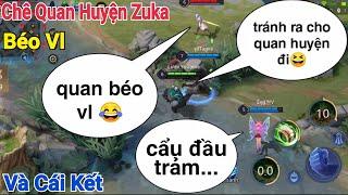 [Troll Game] Zuka Quan Huyện Đi Lượn Trêu Team Địch Và Cái Kết