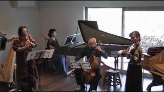 アンサンブル・シュシュ Ensemble Chouchou 配島友子 Tomoko Haijima ( Recorder ) 針谷綾音 Ayane Harigai ( Baroque Violin ) 上田浩之 Hiroyuki Ueda ( Viola da ...