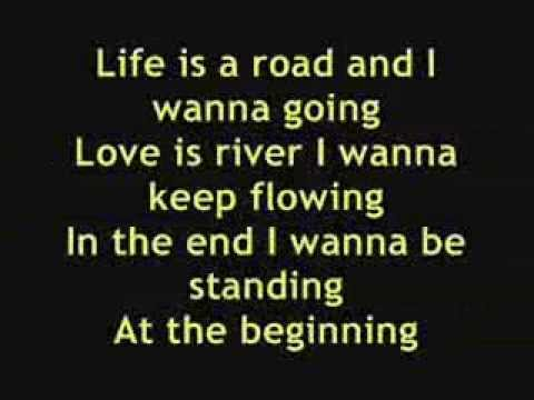 Donna Lewis & Richard Marx:At The Beginning Lyrics ...