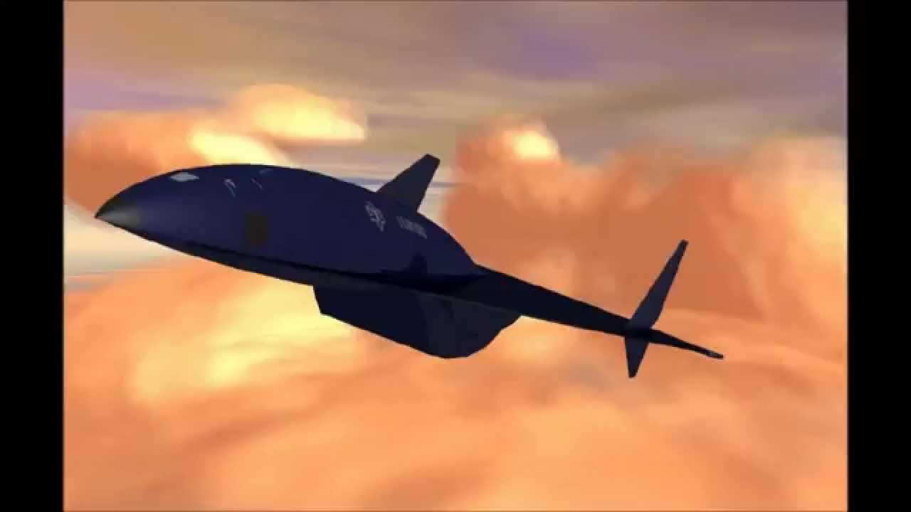 Aurora Top Secret Hypersonic Plane from Area 51