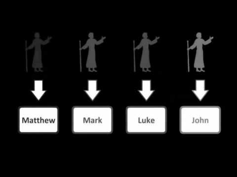 The Sketchy Story of Jesus